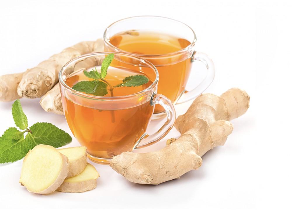 Tulsi Giner Herbal Tea